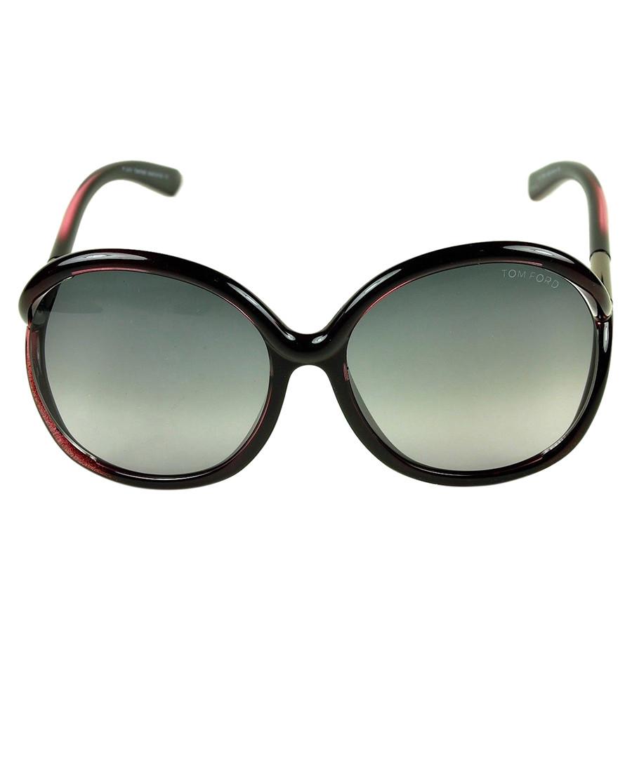 5bfa13d5a80 Rhi black Havana sunglasses Sale - Tom Ford