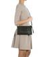 Black textured leather zip clutch  Sale - anna morellini Sale