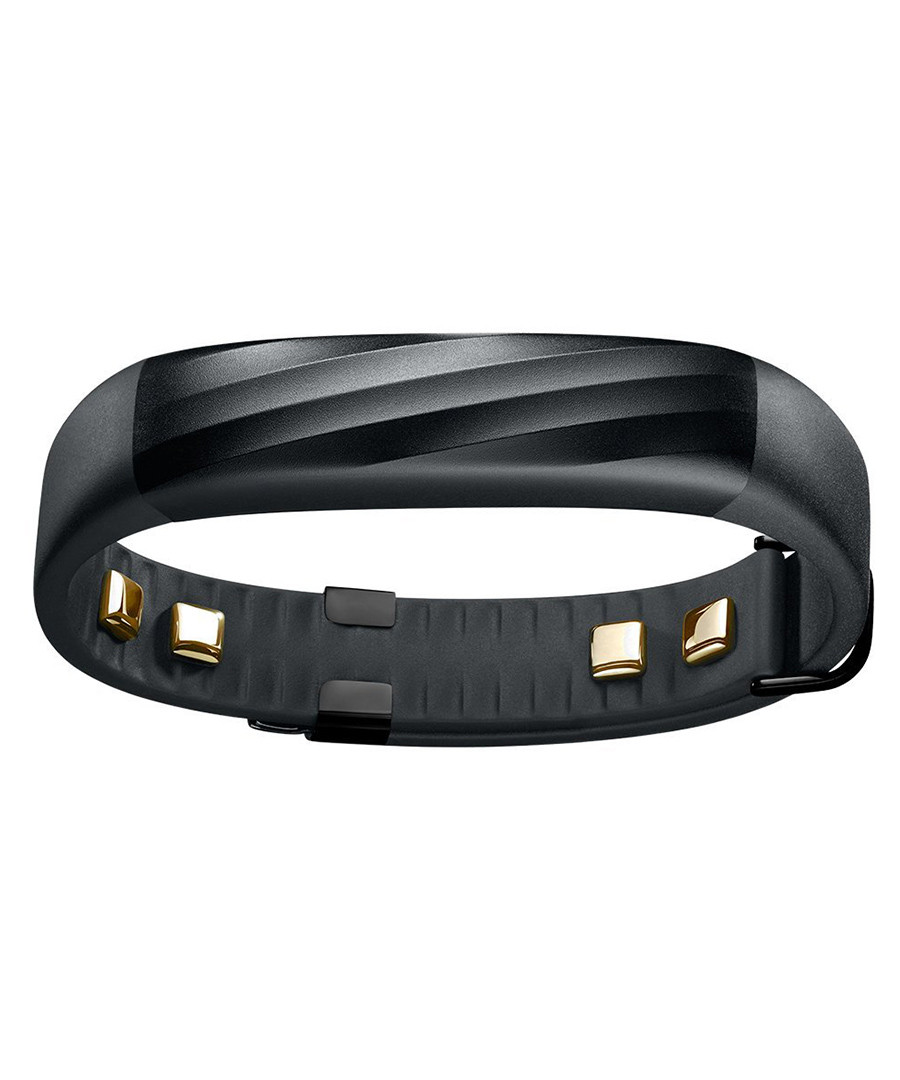 Black UP3 heart rate activity tracker Sale - Jawbone