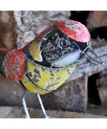 Redcap steel figure