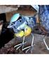 Yellow breast steel figure Sale - adobe Sale