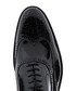 Black leather lace-up brogues Sale - Baqietto Sale