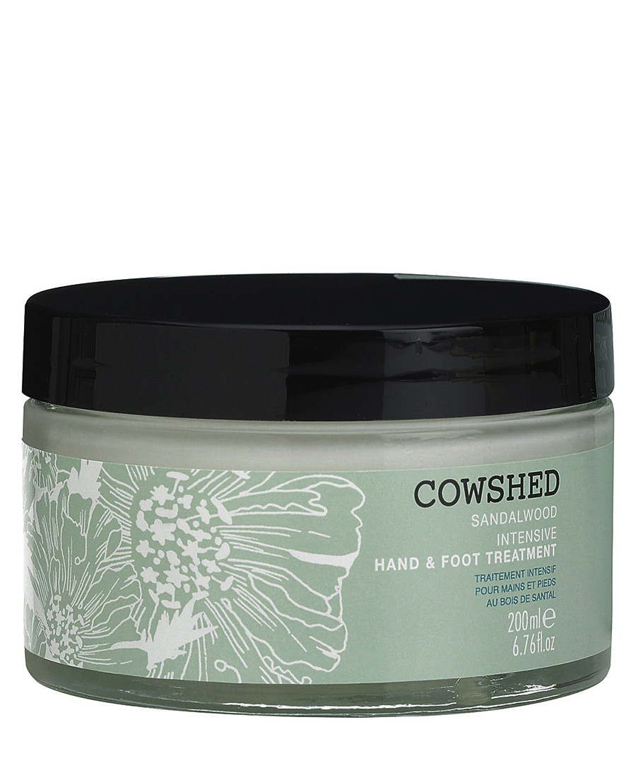 Sandalwood hand & foot treatment 200ml Sale - cowshed