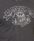Charcoal cotton slim fit T-shirt Sale - armani jeans Sale