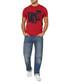 Classic blue cotton regular jeans Sale - armani jeans Sale