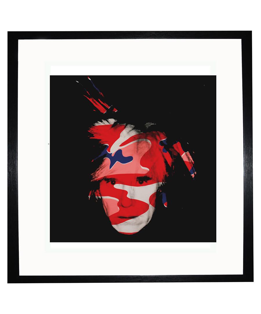 Self Portrait 1986 framed print Sale - Andy Warhol