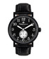 Classique IP black leather watch Sale - mathieu legrand Sale