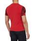 Red cotton blend tribal T-shirt Sale - just cavalli Sale
