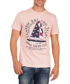 Campagna blossom pure cotton T-shirt