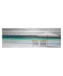 By the Beach canvas print 114cm