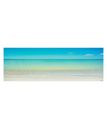Scenic Beach canvas print