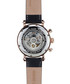 Executive rose gold-tone & white watch Sale - mathis montabon Sale