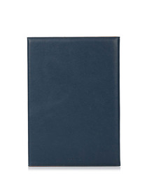 Blue iPad Air 2 premium folio case