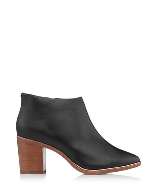 a506f17b1a0f0b Hirahu black leather ankle boots Sale - Ted Baker Sale