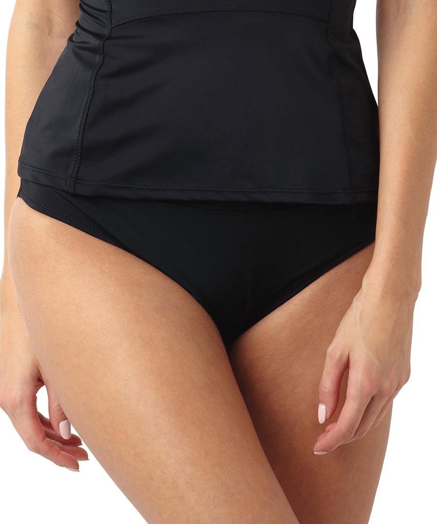 Isobel black classic bikini briefs Sale - Swimwear by panache
