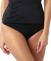 Isobel black classic bikini briefs