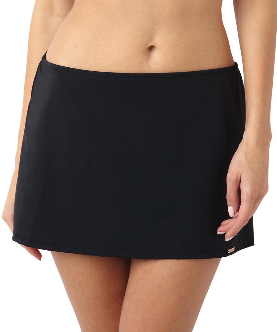 Isobel black skirted briefs Sale - panache