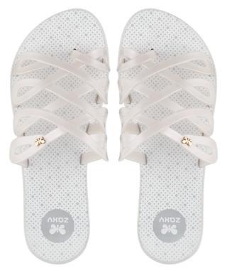 8ab72fadc52 Women s Infinity pearl rubber sandals Sale - Zaxy Sale