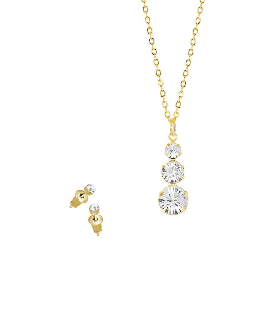 2pc 24k gold-plated jewellery set Sale - orcea