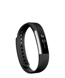 Alta black  fitness tracker