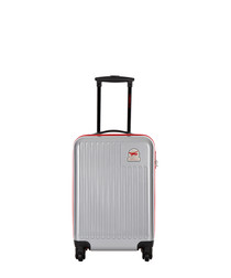 Blessington grey spinner suitcase 48cm