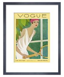June 1927 framed print