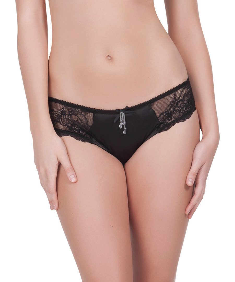 Alexis black briefs Sale - parfait