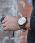 G3 grey leather chronograph watch Sale - jbw Sale