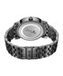 Hendrix gunmetal & diamond watch Sale - jbw Sale