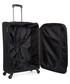 Marcus black spinner suitcase 79cm Sale - Antler Sale