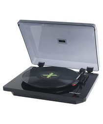 EE1515 Stylus black audio turntable