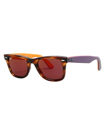Original Wayfarer tortoise sunglasses