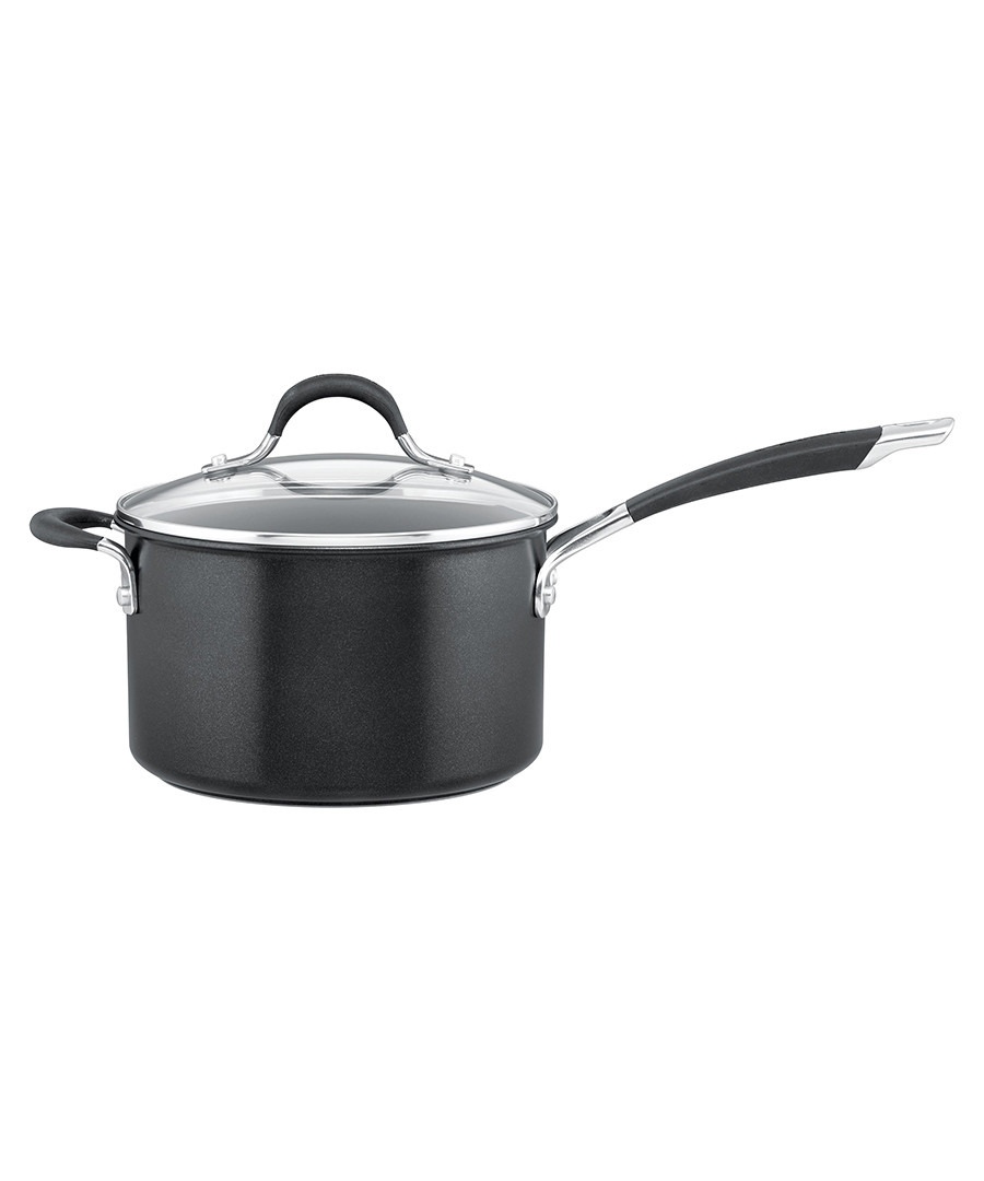 Momentum black saucepan 3.8L Sale - Circulon