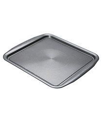 Square carbon steel baking tray