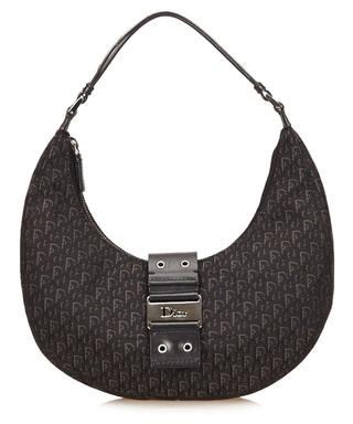 968af1ae86e3 Diorissimo black jacquard handbag Sale - Vintage Dior Sale