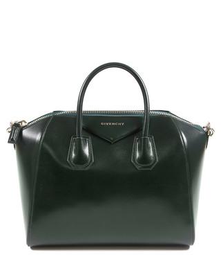 747e739aef Antigona medium green leather grab bag Sale - Givenchy Sale
