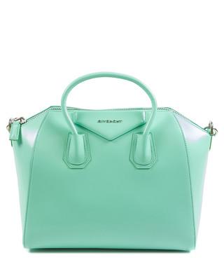 c59840e885 Antigona medium light green leather bag Sale - Givenchy Sale