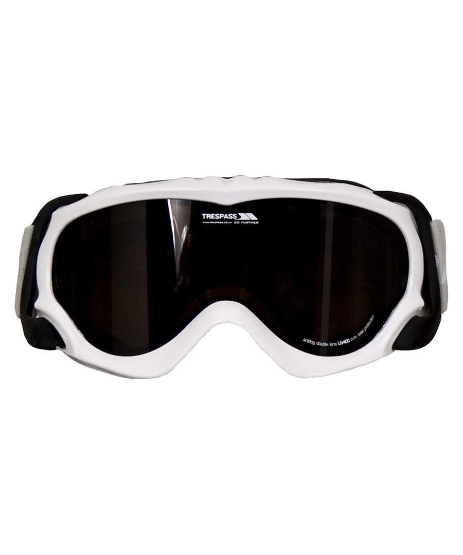 Asir X white double lens goggles Sale - Trespass