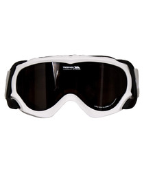Asir X white double lens goggles