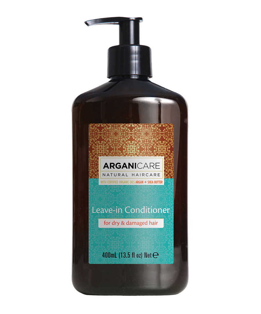 Dry hair leave-in conditioner Sale - arganicare