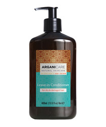 Dry hair leave-in conditioner