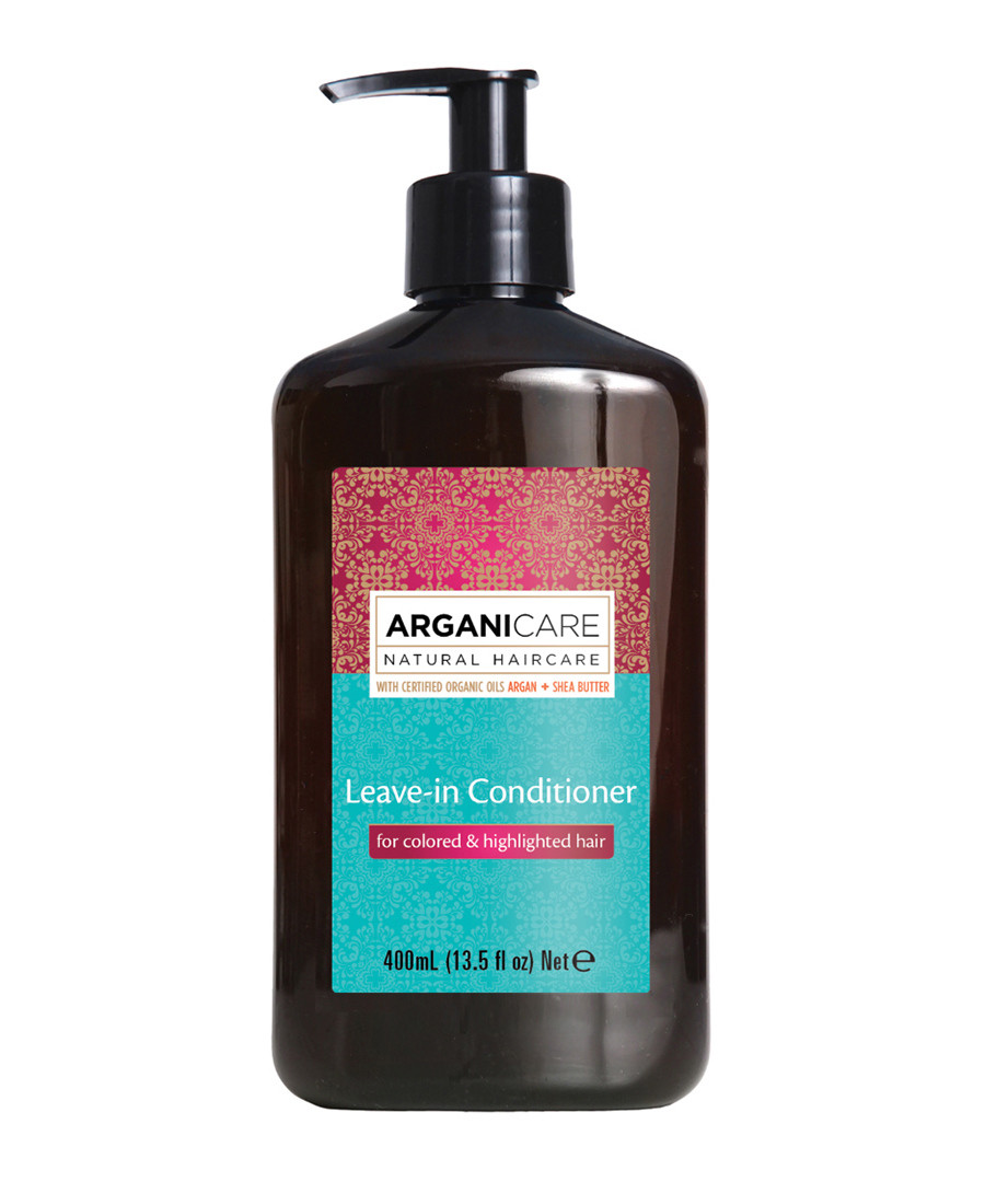Coloured hair leave-in conditioner Sale - arganicare