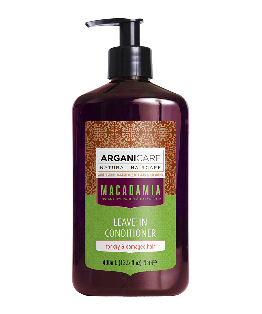 Macadamia leave-in conditioner Sale - arganicare