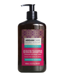 Keratin shampoo 400ml