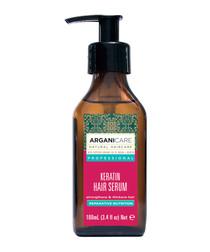 Keratin hair serum