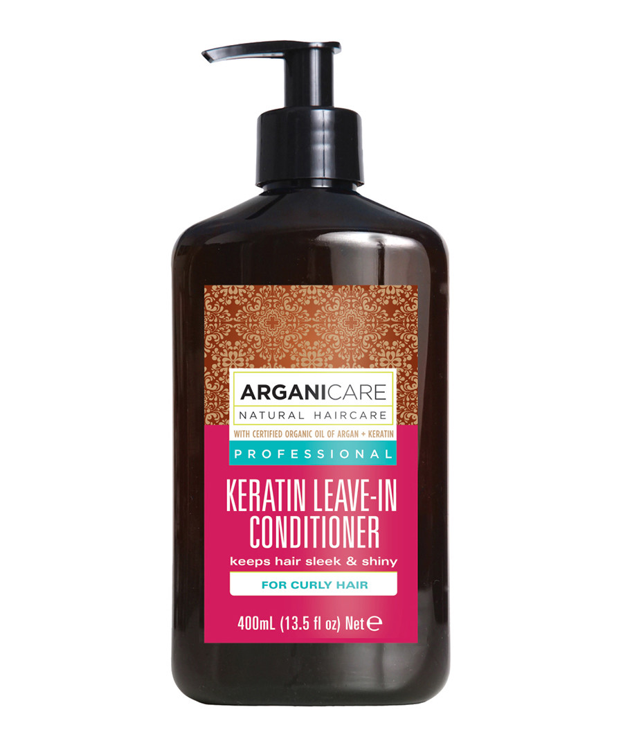Keratin leave-in conditioner Sale - arganicare