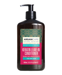 Keratin leave-in conditioner