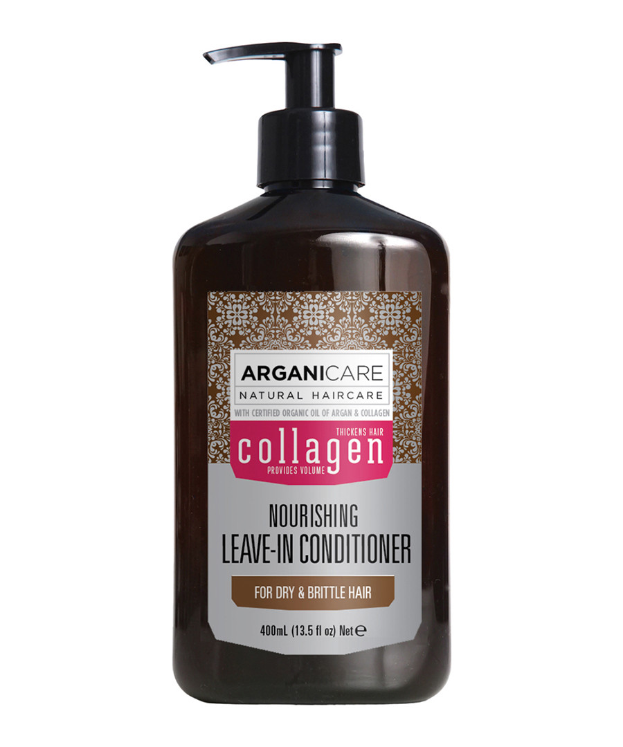 Collagen leave-in conditioner Sale - arganicare