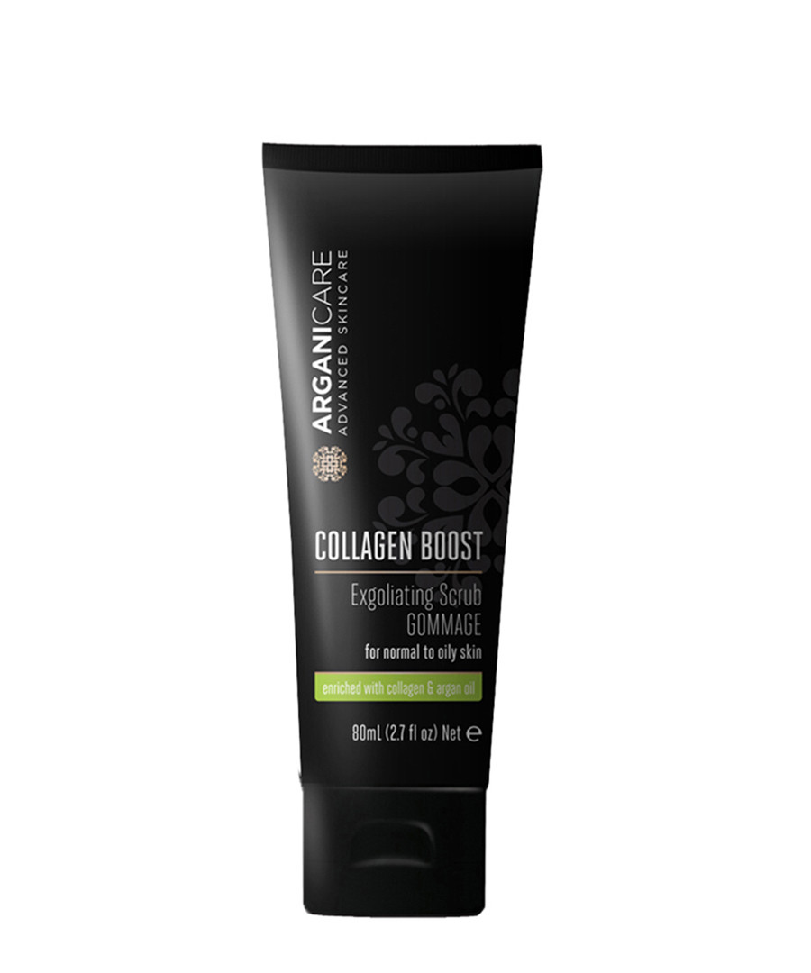 Collagen Boost exfoliating scrub Sale - arganicare
