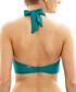 Venice emerald halterneck bikini top Sale - Swimwear by panache Sale